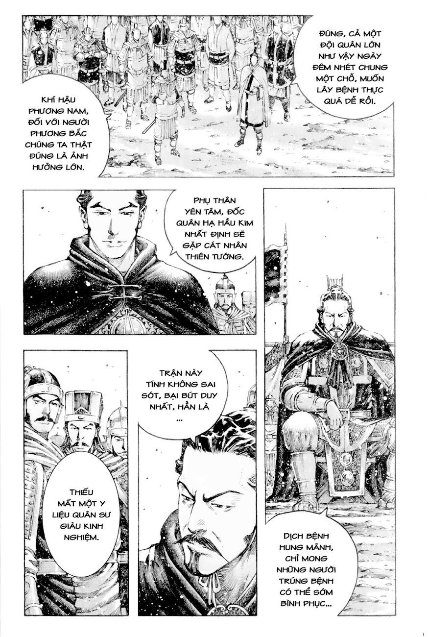 Hỏa phụng liêu nguyên Chương 417: Ám chiêu nan phòng [Remake] trang 9
