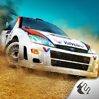 Rush Rally 2 Mod Apk Terbaru 2017 v1.114 (Mod Unlocked Everything )