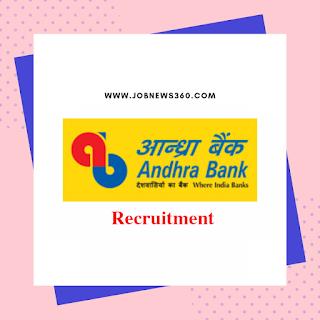 Andhra Bank Recruitment 2019 for Sub Staff (15 Vacancies)