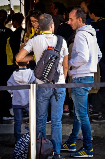 CIRCUIT de SPA-FRANCORCHAMPS - WRZESIEŃ 2016