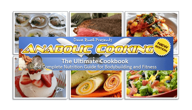 Anabolic Cooking - Muscle Building Cookbook Reviews