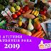 12 Atitudes Saudáveis para 2019