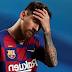 جماهير برشلونة تصدم ميسي بعد التعادل امام ألافيس