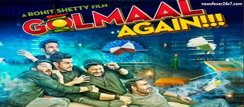 'Golmaal Again' Became The First Blockbuster Of 2017