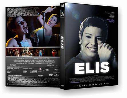 CAPA DVD – Elis O Filme – DVD-R