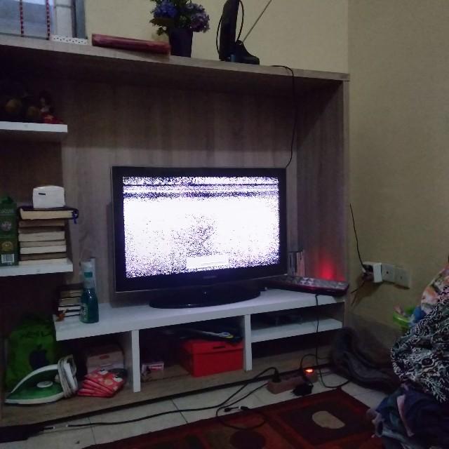No TV No Cry : Ketika Televisi Tidak Berfungsi