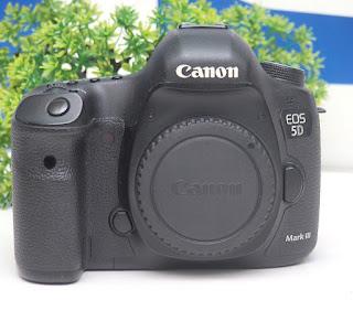 Jual Canon EOS 5D Mark III bekas Malang
