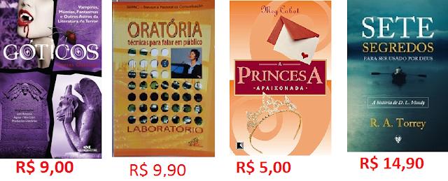 d709590cc Clicar na  foto para abrir o link com 86  livros encontrados - Sebo Vitória  Régia Whats  (19) 9 8258-