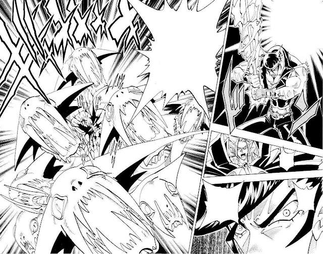 Reseña de Shaman King vols. 6 y 7 de Hiroyuki Takei - Ivrea