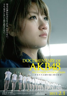 Download film Documentary Of AKB48 : No Flower Without Rain (2013) BluRay Subtitle Indonesia
