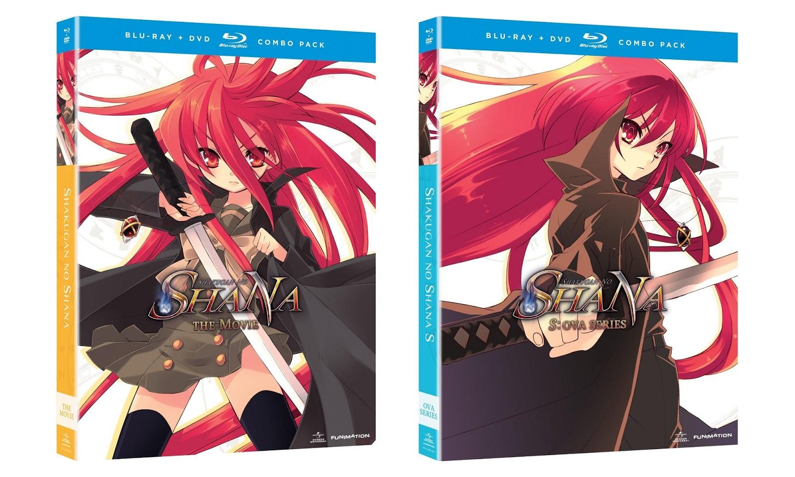 Shakugan No Shana Box Set Viridian Collection Movie HD free download 720p