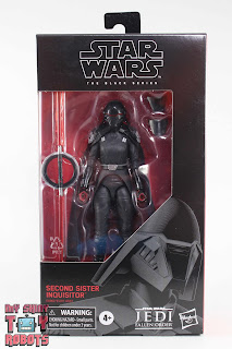 Star Wars Black Series Second Sister Inquisitor Box 01