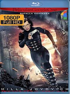 Resident Evil 5: Venganza [2012] [1080p BRrip] [Latino-Inglés] [GoogleDrive] chapelHD