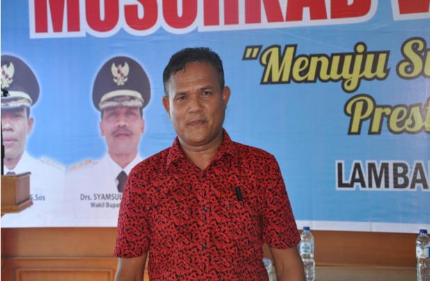 Saifuddin yahya Alias Pak Cek Berkoalisi dengan 6 Parnas