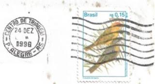 Centro de Triagem Porto Alegre 1996