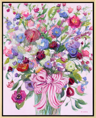 sweet-love-large-mixed-media-floral-painting-merrill-weber