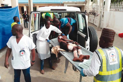 Another Deadly Attack By Boko Haram; Over 30 Killed
