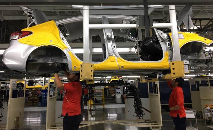 Esta es la sexta planta de Kia Motors fuera de Corea, y es una de las más grandes y modernas; equipada con la más alta tecnología cuenta con 420 robots para automatizar las áreas de estampado, pintura y ensamble. (Foto: Cortesía)