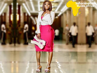 Annie Idibia Biography