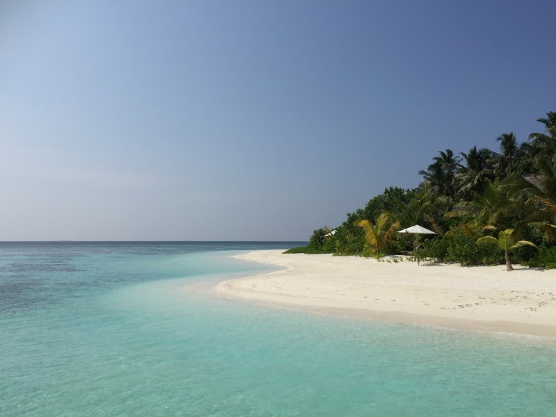 Download White Sand Beach Island HD wallpaper. Click Visit page Button for More Images.