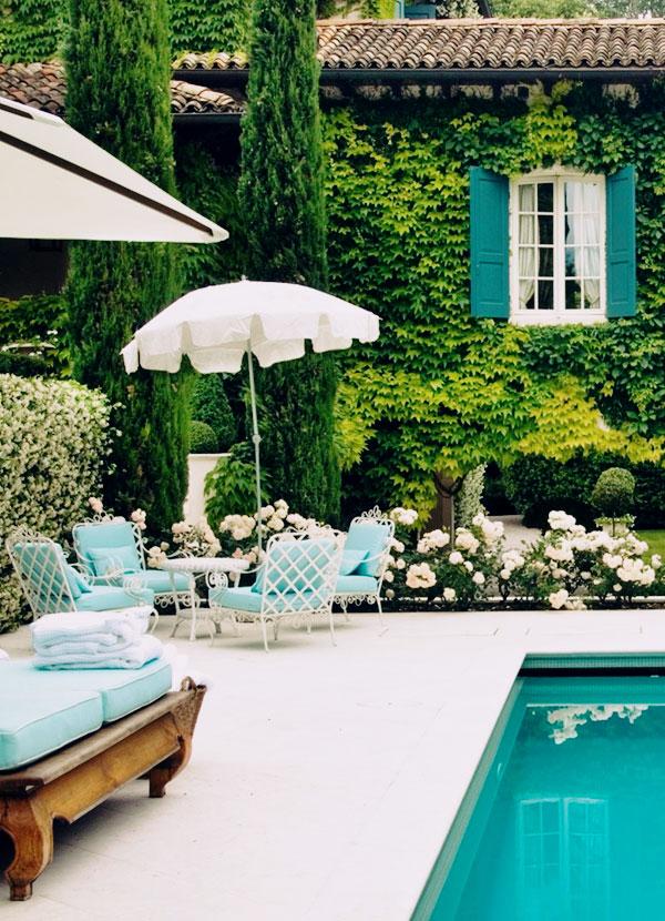 {décor inspiration | endless summer : piacevole soggiorno alfresco, italy}