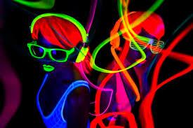 fiestas neon 15 años