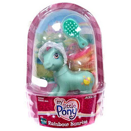 My Little Pony Rainbow Sunrise Easter Ponies  G3 Pony