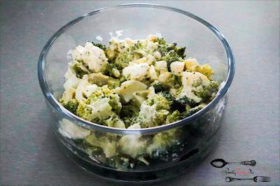dobra sałatka, prosta sałatka, sałatki, sałatka brokułowa, feta, jajko, sałatka świąteczna, sałatka na imprezę,