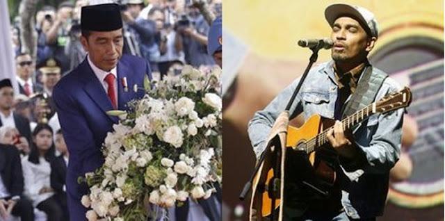 Jokowi Berduka Meninggalnya Musisi, Harusnya Juga Berduka atas Kepergian Tenaga Medis Corona