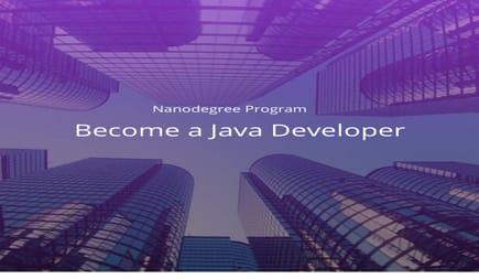 Java Developer Nanodegree