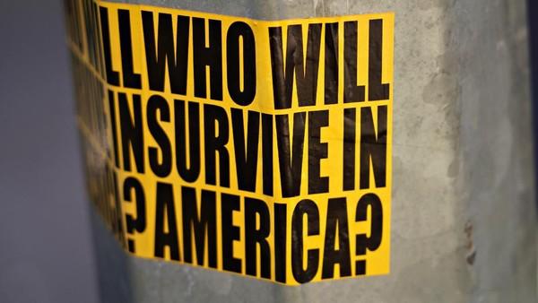 Tertinggi di Dunia, AS Catat 1.169 Kematian Pasien Corona dalam Sehari