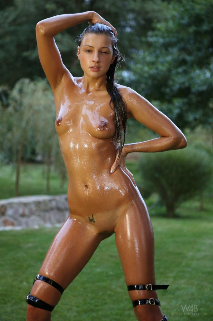 Teen Nude Oil