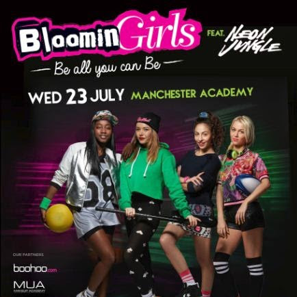 Bloomin Girls One Day Festival: Manchester