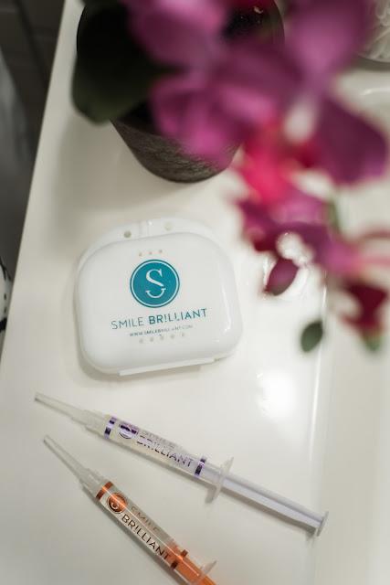 Smile Brilliant Whitening Kit - Pugs & Pearls Blog