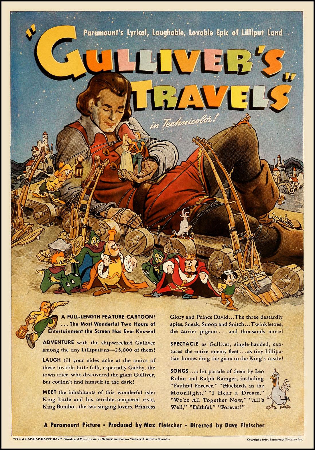 Gulliver's Travels Themes