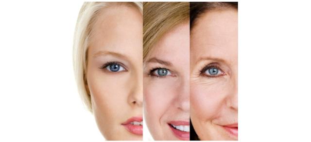 Panduan untuk mengatasi penuaan kulit dengan menggunakan makan