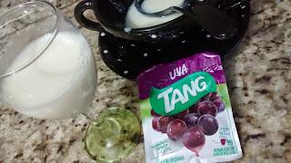 Iogurte, Iogurte Natural, Saúde, Saudável, Lactobacilos, Tang, Suco, Uva, Leite,