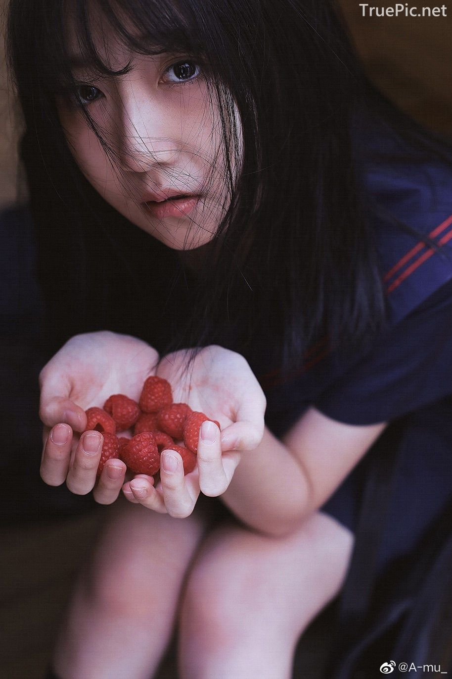 Chinese sexy model - Sweet Raspberry girl - Photos by A-mu - Picture 4