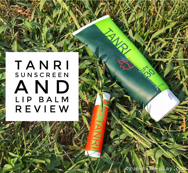 Tanri Sunscreen & Lip Balm Review & discount