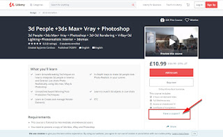 https://www.udemy.com/3d-people-3ds-max-vray-photoshop/?couponCode=3DPEOPLEJAMIECARDOSO