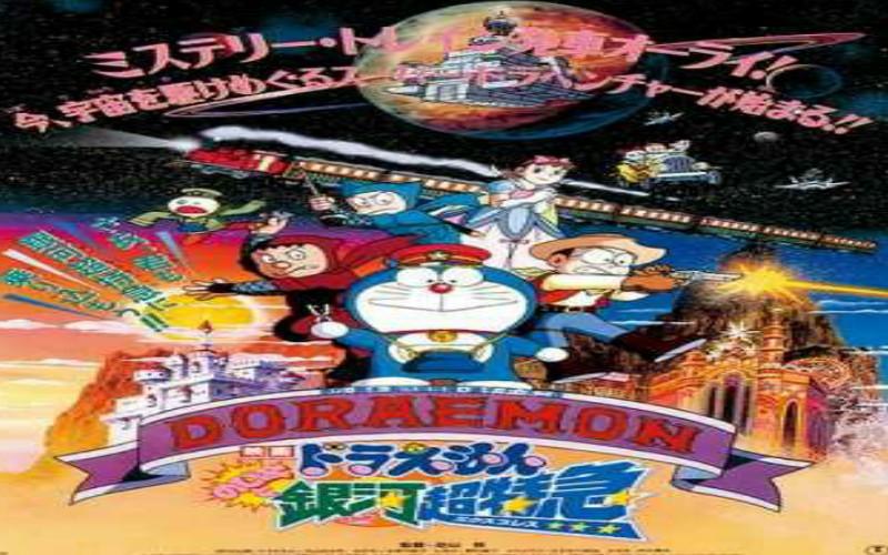 Doraemon Movie 17: Nobita to Ginga Express Subtitle Indonesia