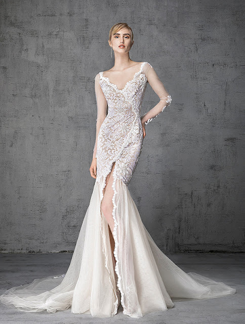 K'Mich Weddings - wedding planning - wedding dresses - lace wedding dress - victoria kyriadides