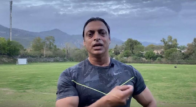 'It's a really embarrassingloss'—Shoaib Akhtar bemoans batsmen for not playing according to pitch conditions