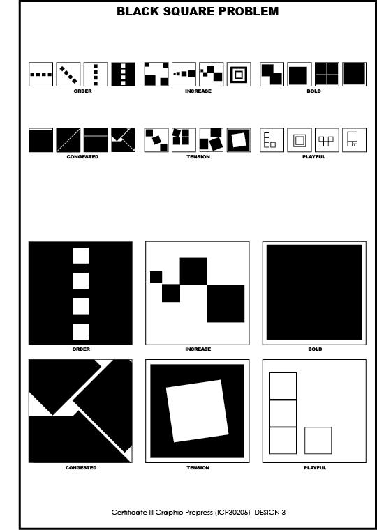 Scream's Blog: Black Square Problem.