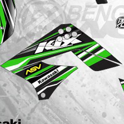 KLX 150 L - Greenline