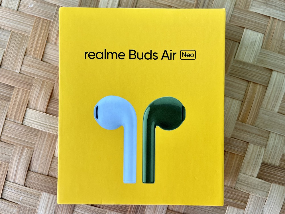 realme Buds Air Neo Box - Front