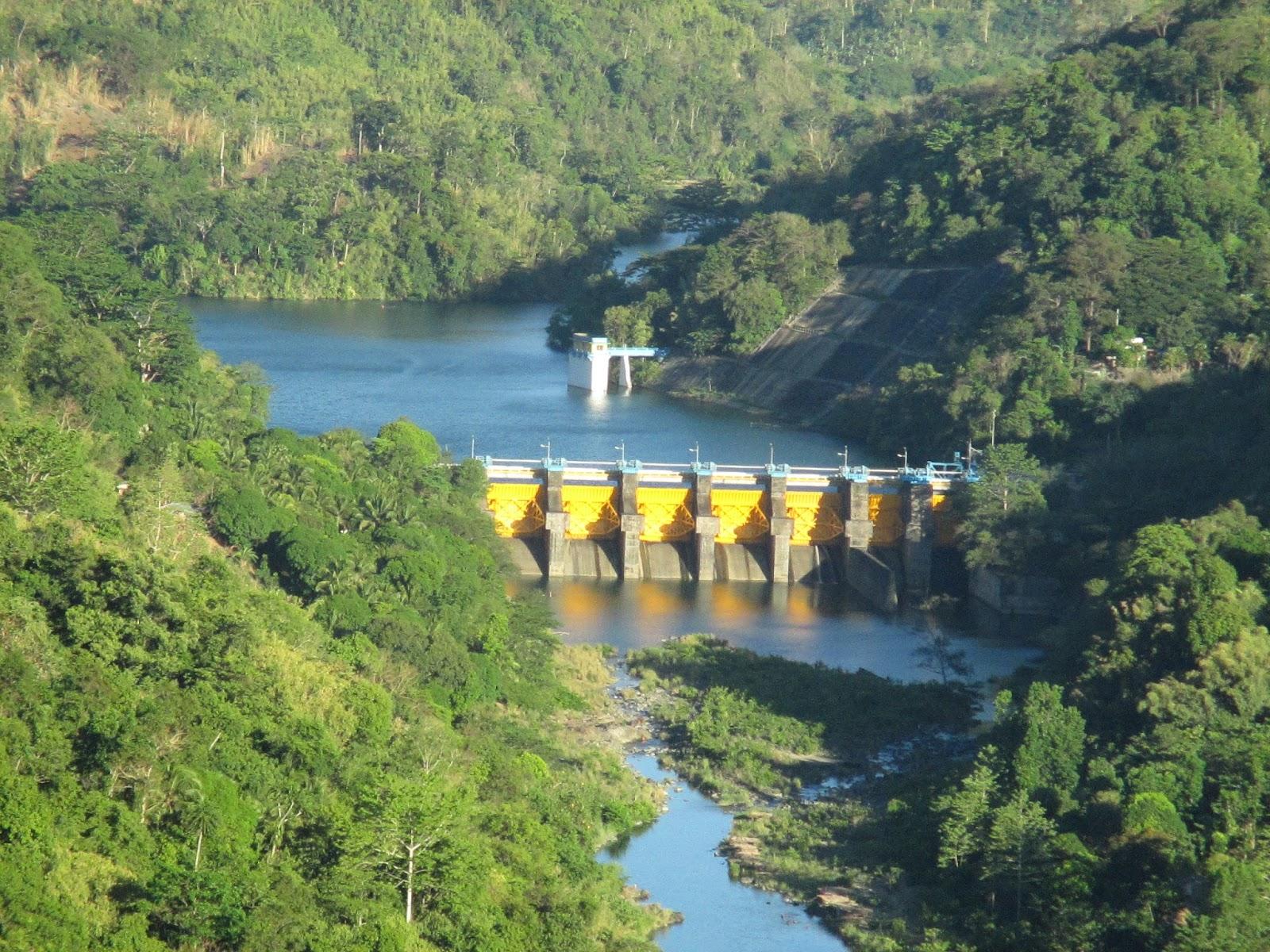 Ipo dam and angat dam