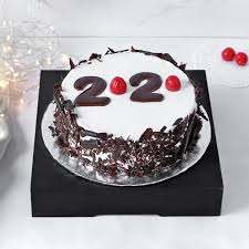 New Year Cake Ideas for Party or Gift on Sale