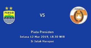 Tiket Persib vs Perseru Tak Laku
