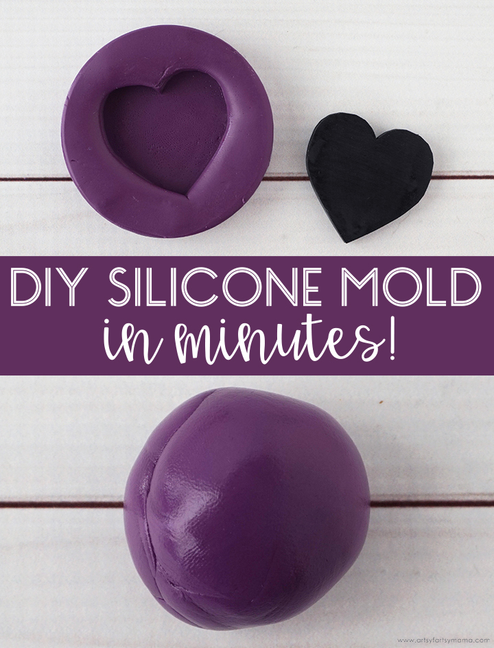 DIY Silicone Mold in Minutes